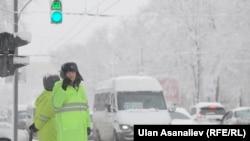 Бишкек, 27 декабря 2017 г.