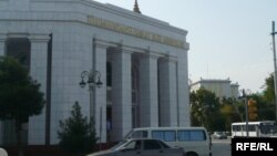 Türkmenistanyň Daşary işler ministrligi