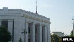 Türkmenistanyň Daşary işler ministrligi, Aşgabat