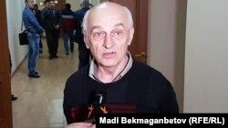 Антон Фабрый, астаналық заңгер. 29 мамыр 2018 жыл.