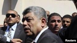 Египеттің ішкі істер министрі Мұхаммед Ибрахим.