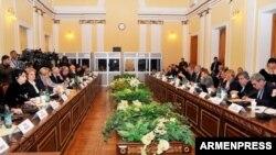 Четвертая сессия ПА «Евронест», Ереван, 16 марта 2015 г.