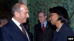 Израильский премьер побывал в Вашингтоне в мае с.г.