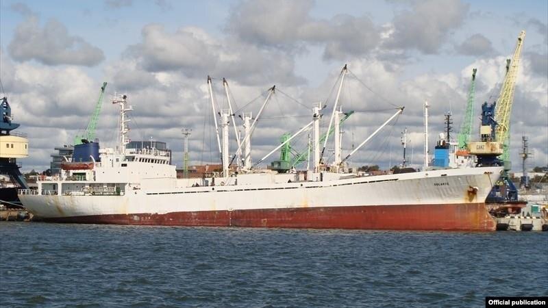 Викрадених в Нігерії українських моряків звільнили