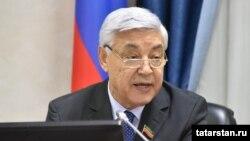Фарид Мухаметшин. Архивное фото