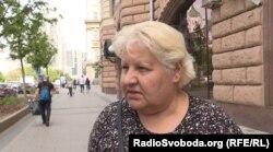 Жителька Москви