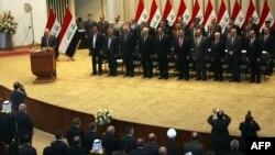 الحكومة تؤدي اليمن امام البرلمان في 21/12/2010