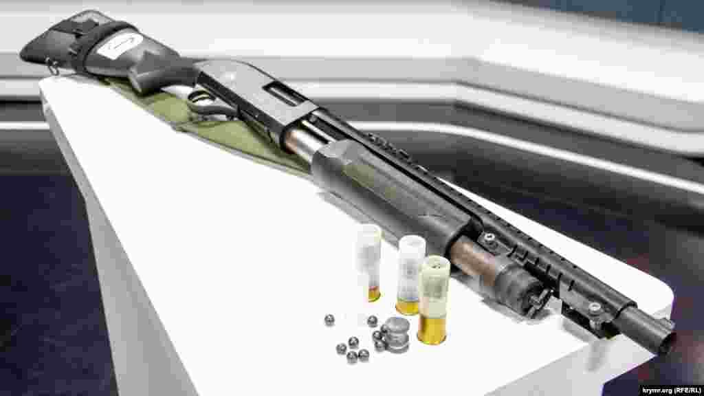 Гладкоствольное охотничье ружье Safari PN001, подобное тому, которое использовал Владислав Росляков