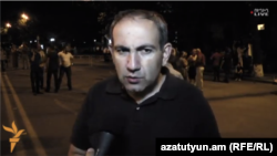 Депутат Никол Пашинян