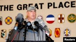 Генерал-лейтенант Марк Милли.