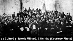 Votarea reformei agrare în Sfatul Țării (27 noiembrie 1918)