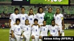 19 yaşadək qızlardan ibarət Azərbaycan yığması