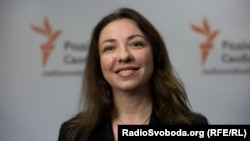 Олеся Яхно, политолог