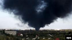 Ուկրաինա - Չնայած հայտարարված հրադադարին՝ Դոնեցկի օդանավակայանը պարբերաբար ռմբակոծության է ենթարկվում, 2-ը հոկտեմբերի, 2014թ․