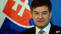Міністр закордонних справ Словаччини Мирослав Лайчак