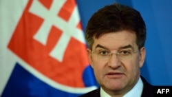 Ministri i Jashtëm i Sllovakisë, Mirosllav Lajçak.