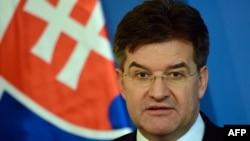 Miroslav Lajčak, minitsra vanjskih poslova Slovačke