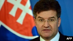 Мирослав Лајчак, шеф на словачката дипломатија