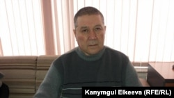 Замирбек Жумагулов.