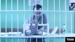 Олег Навальный в СИЗО