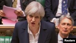 Тереза Мэй, Ұлыбритания премьер-министрі.