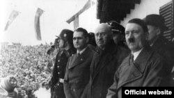 Гітлер був обраний законно...