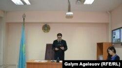 ADAM журналының соты. Алматы. 22 қазан 2015 жыл.