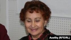 Сания Мирхалиева