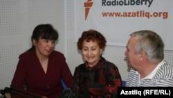 Луиза Шәмсетдинова, Сания Мирхалиева һәм Римзил Вәли