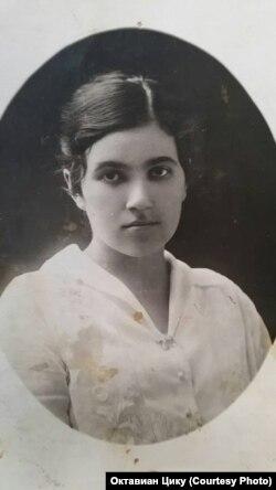 Бабушка Наталии Новокшеновой. Из семейного архива