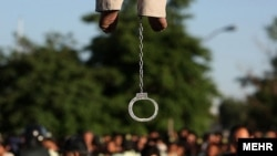 Iran is reported to have executed at least 500 people in 2013.