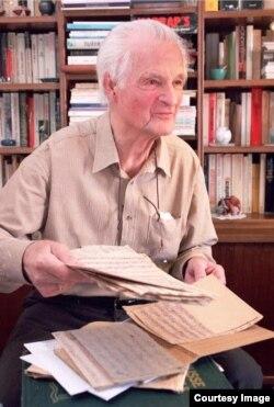 Шарль Митчи (1917–2008)