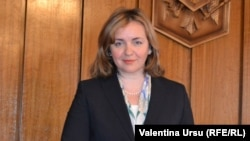 Молдавскиот министер за надворешни работи Наталија Герман