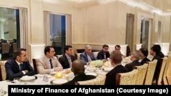 نشست اصلاحات مالی و اقتصادی که از سوی صندوق جهانی پول در دبی برگزار شدهاست.
