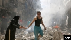 شهر حلب (عکس آرشیو)