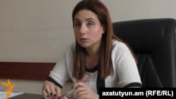 Աննա Մարուխյան, Մանուկ Աբեղյանի անվան հենակետային դպրոցի տնօրեն