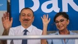 Azerbaýjanyň prezidenti öz aýalyny birinji wise-prezident edip belledi