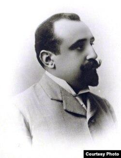 Pantelimon Sinadino, conducătorul marilor proprietari din Basarabia (Foto: Vol. I. Țurcanu, M. Papuc, Basarabia în actul Marii Uniri de la 1918)