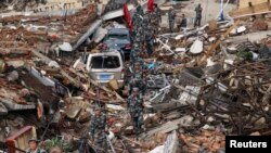 Potres u provinciji Junan u augustu 2014.