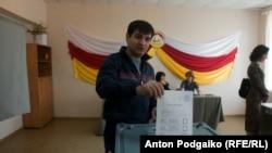 არჩევნები ცხინვალში, 2012 წელი