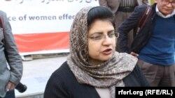 سپوژمی وردک معین وزارت امور زنان