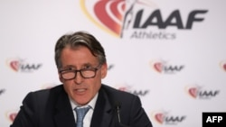 "International Association of Athletics Federations (IAAF) President Sebastian Coe said his organization will continue to do all it can to ""to remedy the situation."""