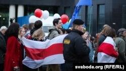 Дзень Волі ў Менску, 25 сакавіка 2014 году