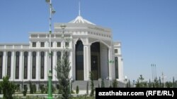 Türkmenistanyň Ykdysadyýet we ösüş ministrligi, Aşgabat