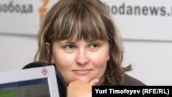 Елена Милашина.
