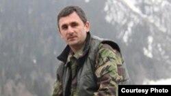 Командир Антитеррористического центра Абхазии Рауль Лолуа