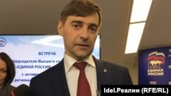 """Sergej Železnjak, član rukovodstva vladajuće """"Jedinstvene Rusije"""""""