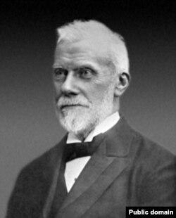 Даниялык түрколог Вилгелм Томсен (Вильгельм Людвиг Петер Томсен), Копенгаген университетинин профессору.