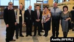 Омски делегатлары танылган шәхесләр арасында
