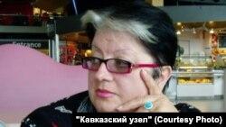 Председатель ассоциации женщин Южной Осетии «За демократию и защиту прав человека» Лира Козаева